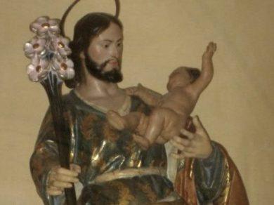 San José y el Belén