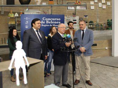 Presentación del primer concurso de belenes de la Región de Murcia