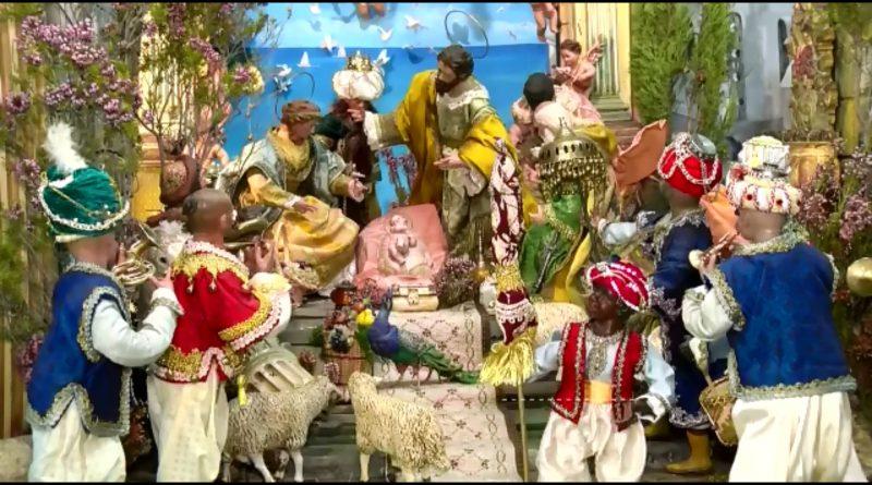 Video de los ganadores del Concurso de Belenes de la Región de Murcia 2018