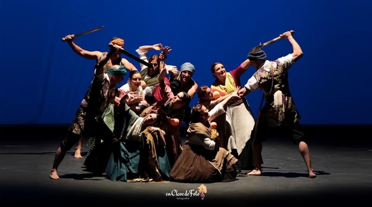 Imágenes del musical «Salzillo me da Vida»
