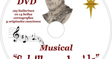 El DVD de «Salzillo me da vida» en el Museo Salzillo