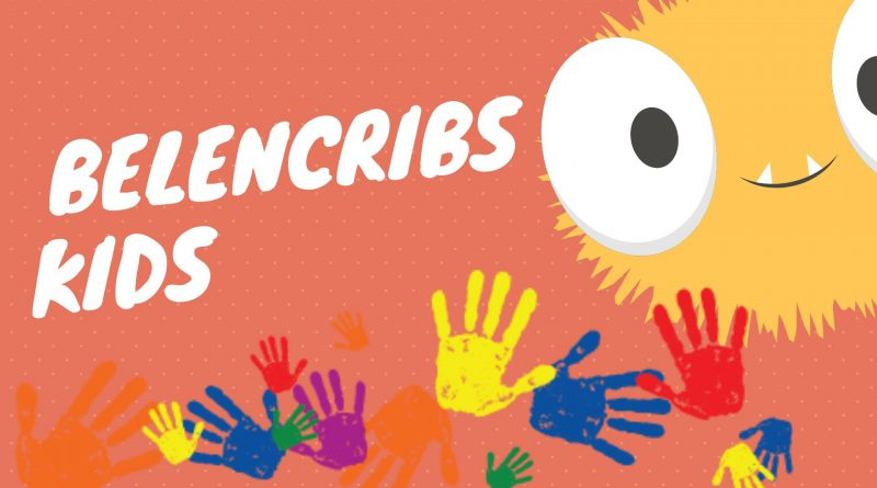 Nuevo canal de Youtube Belencribs kids