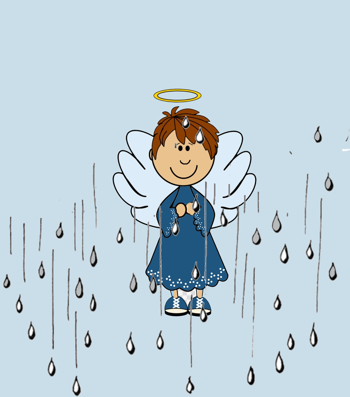 Ángel de la lluvia