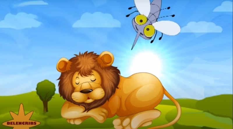 El-león-y-el-mosquito