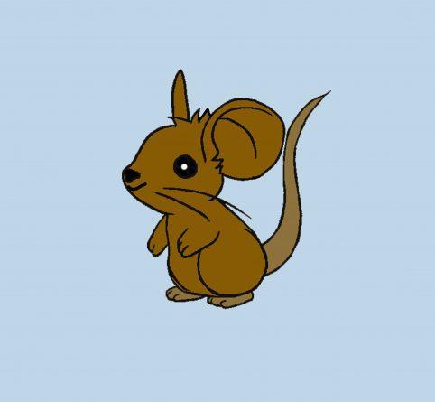 El ratoncito Jopito quería ver mundo