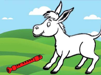 El burro y la flauta, imagen destacada