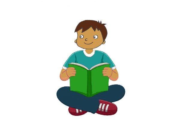 Historia para animar a leer a los peques, por Belencribs