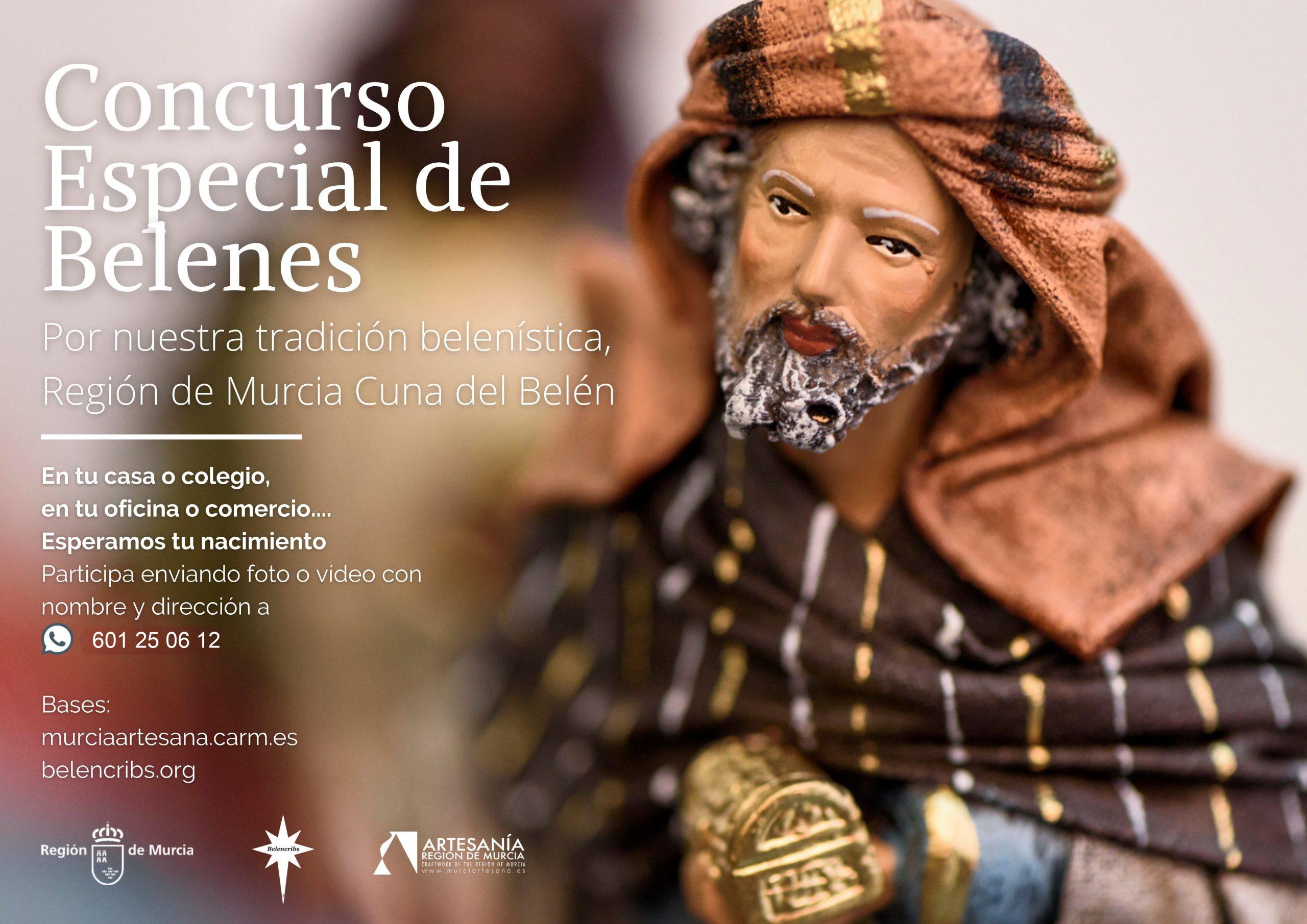 Concurso de belenes, especial de la Región de Murcia 2020