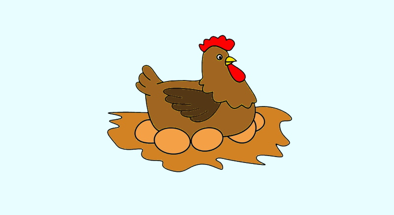 La gallina de los huevos de oro
