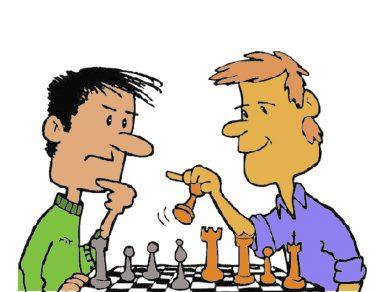 La leyenda del juego del ajedrez