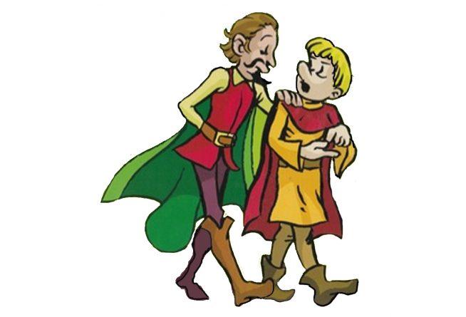 El conde Lucanor Cuento I