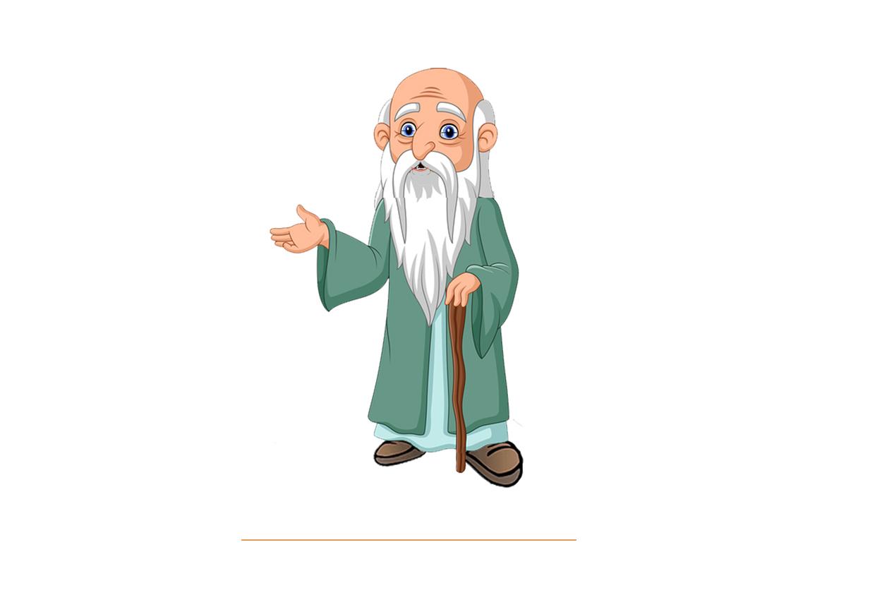 🗝️ El sabio Solón pierde las llaves de su casa. Una divertida historia 🗝️