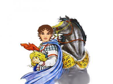 Retrato de Alejandro Magno