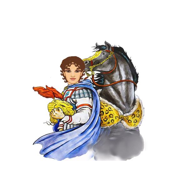 ⚔️ El retrato de Alejandro Magno. Una historia con moraleja sobre la constancia ⚔️
