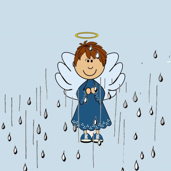 El ángel de la lluvia